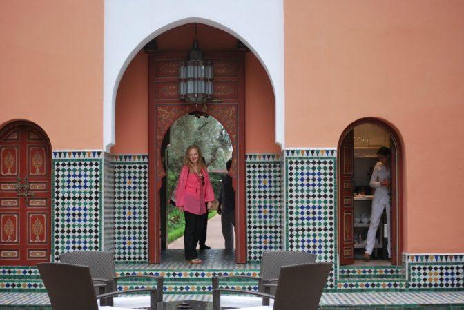 Marrakech ,Morocco.
