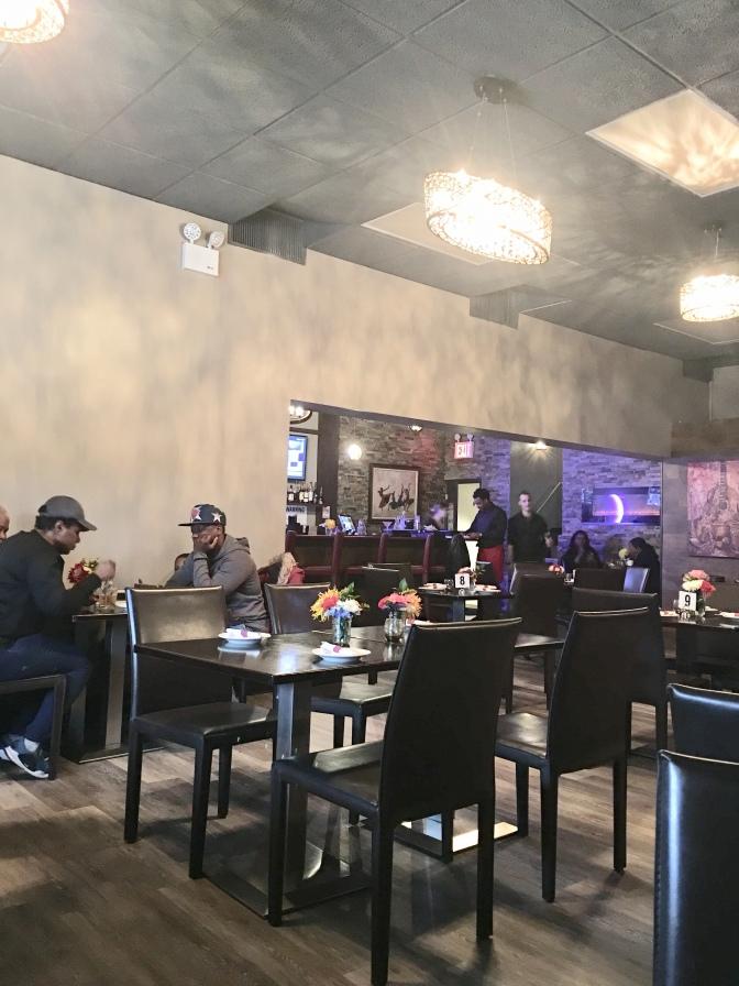 Meli Melo , Haitian , Cajun restaurant.